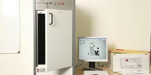 Scanmax 25 és 225 postai csomagátvizsgáló röntgenberendezések