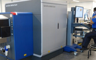 Smiths Detection CT szkennerek az USA repülőterein
