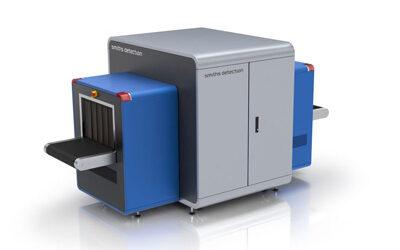 Komputertomográfiás csúcsröntgen a Smiths Detection-től