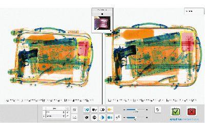 Az XCT csomagvizsgáló röntgenberendezés