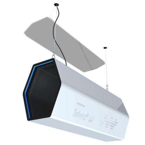 Soluva® Air M10 UV fertőtlenítő